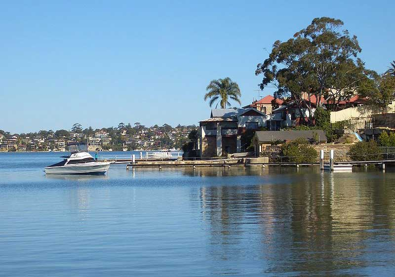 Georges River, Kyle Bay